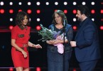 MBC5 - The Voice SENIOR S1- Blind 3- Hani Shaker's team Mervat Kamel (1)